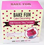 Bake Fun Multi Purpose Tilting Turnta...