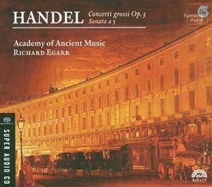Handel - Concerti Grossi Op 3; Sonata a 5