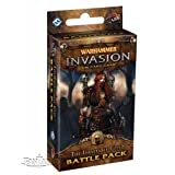 Warhammer Invasion The Card Game: The Inevitable City Battle Pack (Living Card Game)