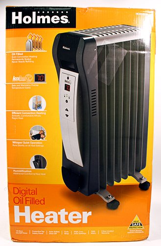 Best Price On Robertson Premier Suites By Subhome In Kuala: Best Price Holmes HOH2518 Digital Oil Filled Heater 1500