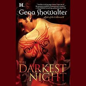 The Darkest Night Audiobook