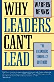 Why Leaders Can't Lead: The Unconscious Conspiracy Continues