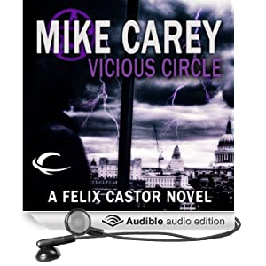 Vicious Circle: A Felix Castor Novel, Book 2 (Unabridged)
