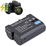 Banggood NEW 7. 0V 2550MAH Spare Replacement Lithium-ion Battery For NIKON ENEL15