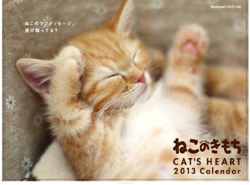 ねこのきもちカレンダー2013 ([カレンダー])