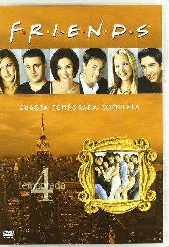 Pack Friends Serie 4 [DVD]