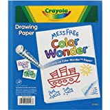 Crayola Color Wonder Drawing Paper-30 Pages