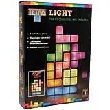 Tetris Lampe Tischleuchte Leuchte mit kombinierbaren Tetris Blöcken