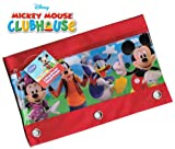 Disney Mickey Mouse Pencil Pouch for 3 Ring Binder