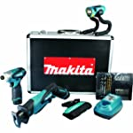 Makita LCT315X Combo-Kit 10,8 V (TD09...