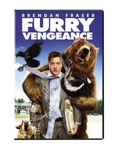 Furry Vengeance Cover Art