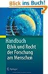Handbuch Ethik und Recht der Forschun...