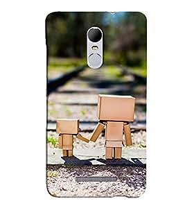 buzzart Back Cover for Xiaomi redmi note 3