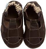 Robeez Soft Soles Sandal Crib Shoe (Infant/Toddler)