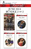 Harlequin Presents June 2014 - Bundle 2 of 2: Playboys Lesson\The Man She Cant Forget\What the Greek Cant Resist\An Heir to Bind Them