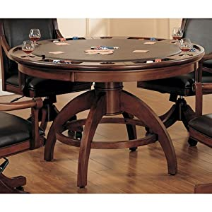 Amazon.com - Hillsdale Palm Springs Game Table - Poker Table