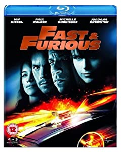 Fast & Furious 4 [Blu-ray]