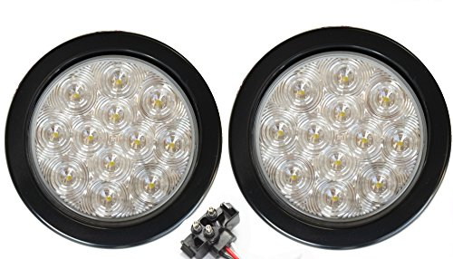 Pair of 2 LED 4
