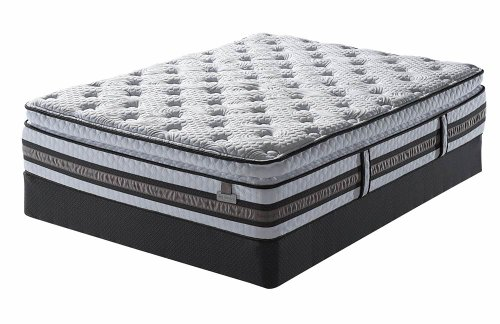 Serta Full Size Mattress Set front-1022670