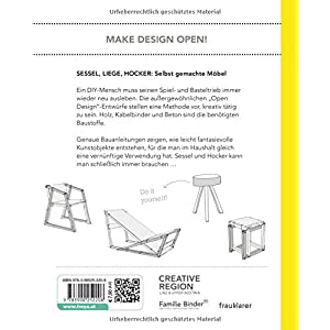 Open Design Möbel: Do it yourself