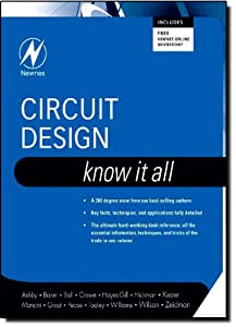 Circuit Design: Know It All (nes Know It All) by Newnes