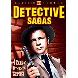 Detective Sagas
