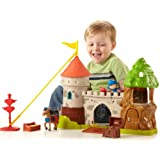 Fisher-Price Mike the Knight: Glendragon Castle Playset – $19.13!