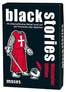 Moses 106524 - black stories Mittelalter