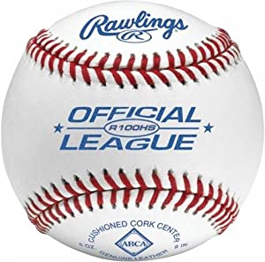 Rawlings R100HS Baseballs