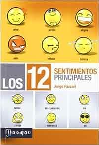 Los 12 sentimientos principales: 9788427133273: Amazon.com: Books