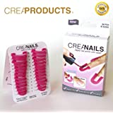 CreaNails -Professional Nail Polish Stencils