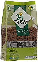 24 Mantra Organic Brown Channa Whole, 1kg