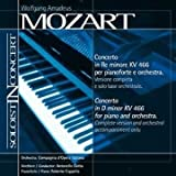 Music Minus One Piano: Mozart Concerto No. 20 in D Minor, KV466 (Sheet Music and CD Accompaniment)