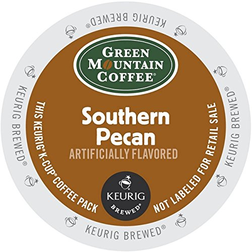 Green Mountain Coffee Light Roast K-Cup for Keurig Brewers, Southern Pecan Coffee (Pack of 96) (Southern Pecan K Cups compare prices)
