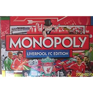 Monopoly Liverpool FC edition!