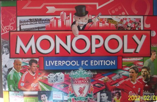 Monopoly – Liverpool FC Edition