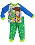 Character Boys Disney Toy Story Pyjamas Buzz Lightyear Ages 18 Months to 6 Years