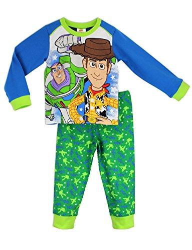 disney-toy-story-jungen-toy-story-schlafanzug-122cm