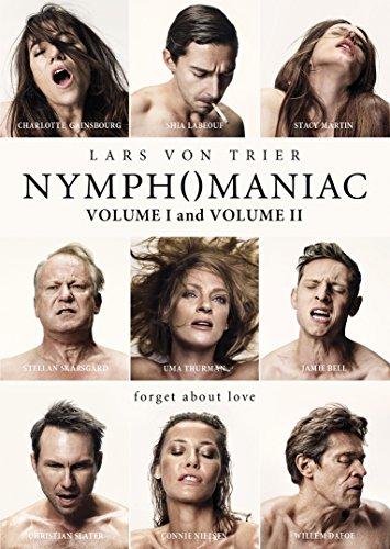 NYMPHOMANIAC VOL 1 & VOL 2
