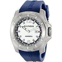 Tommy Hilfiger Men's Cool Sport Analog Display Quartz Watch (Blue)