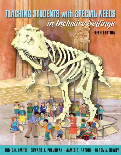 Teaching Students with Special Needs in Inclusive Settings Value Package (includes MyLabSchool Student Access  )