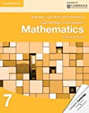 img - for Cambridge Checkpoint Mathematics Practice Book 7 (Cambridge International Examinations) book / textbook / text book