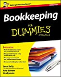 img - for Bookkeeping For Dummies (For Dummies (Business & Personal Finance)) book / textbook / text book
