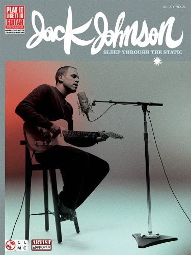 jack-johnson-sleep-through-the-static-tab-partitions-pour-tablature-guitare