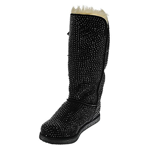 Shiekh Urban Glitter High Boot