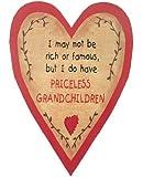 Ohio Wholesale Priceless Grandchildren Stitchery Wall Art, from our Grandma-pa Collection