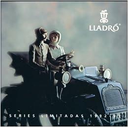 Lladro Series Limitadas 1992-93 Catalog / Catalogue: Amazon.com: Books