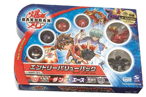 Bakugan-Entry-Value-Pack-BBT-01-Dan-vs-Ace-JAPAN-japan-import