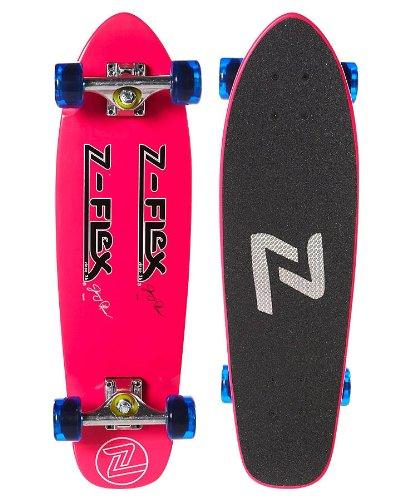 Z FLEX Jimmy Plumer Skateboard complet cruiser