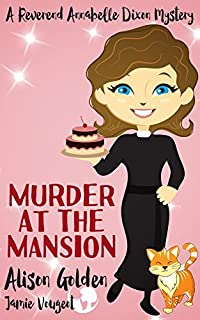 Murder At The Mansion by Alison Golden ebook deal